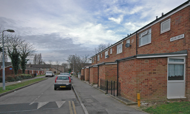 Arcon Drive, Hull