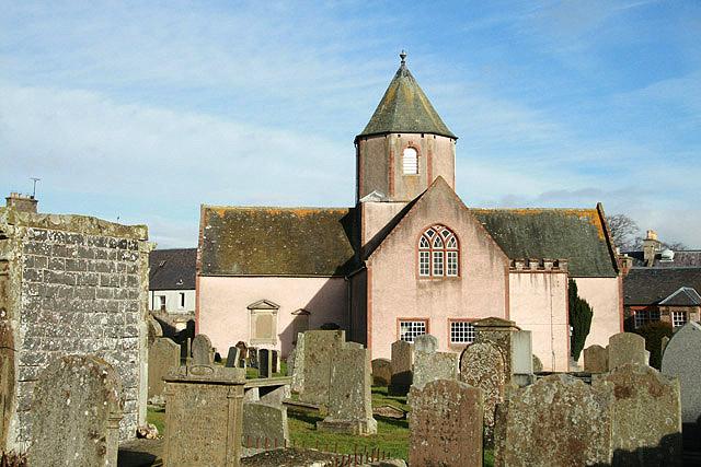 Lauder Old Parish Church