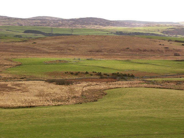 Inchbread from Auchmantle Fell
