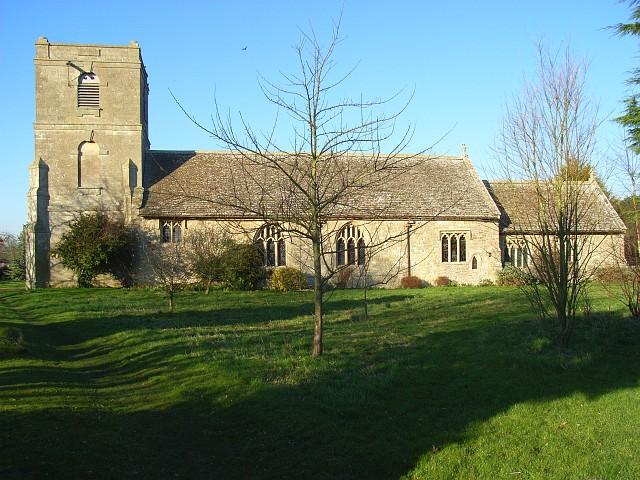 St Mary's, Longcot