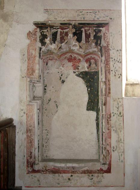 St James's church - image niche
