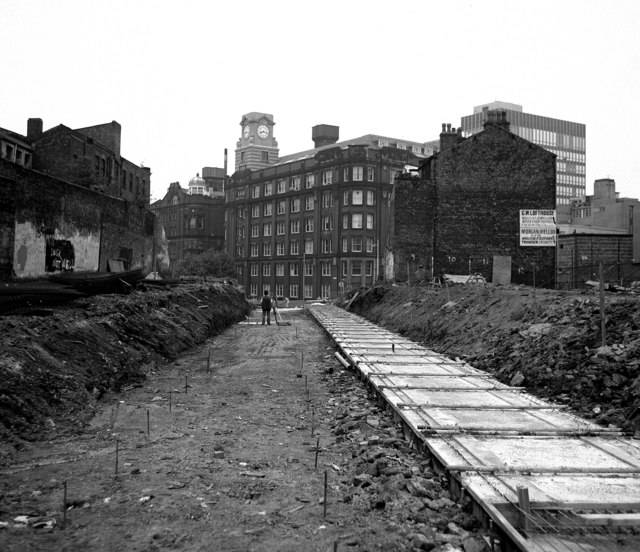 Snow Hill, Manchester