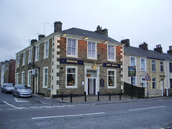 Grey Horse, 263 Whalley Road, Accrington