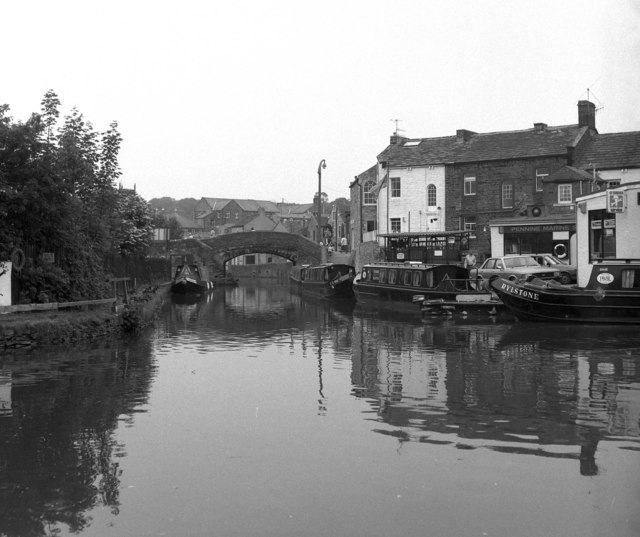 Springs Branch, Leeds and Liverpool Canal, Skipton