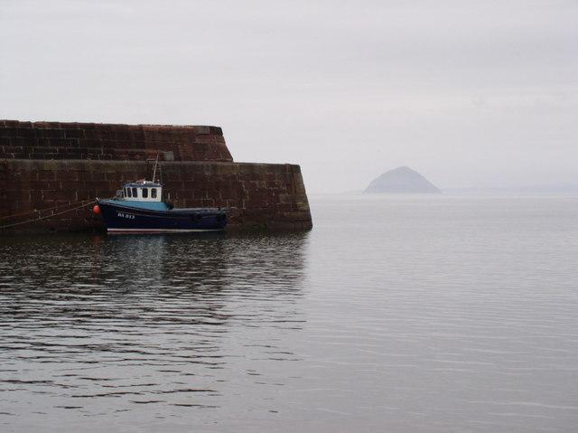 Ballantrae Boat