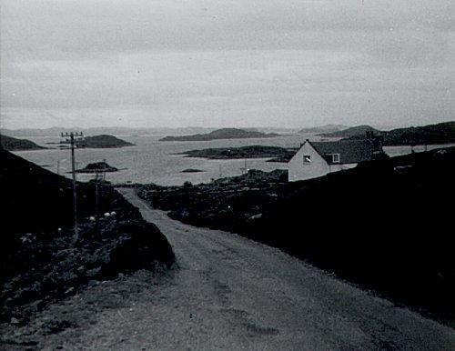 Badcall Bay July 1966