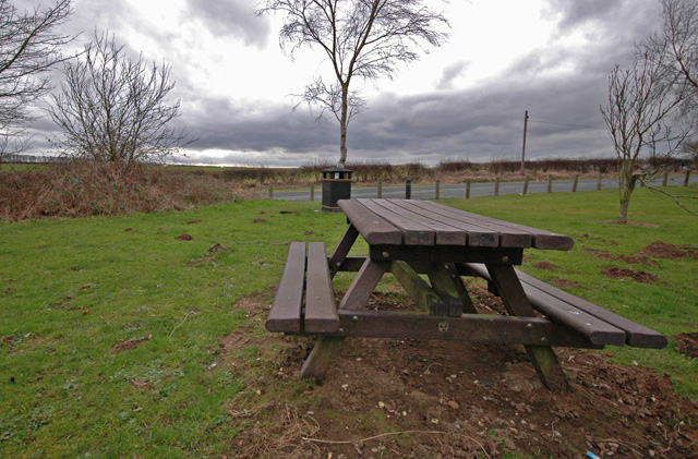 Picnic site near Walkington