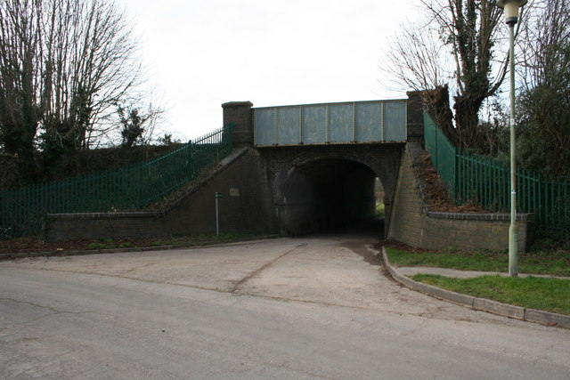 West End Railway Bridge