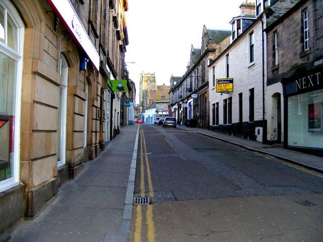 Commerce Street, Elgin