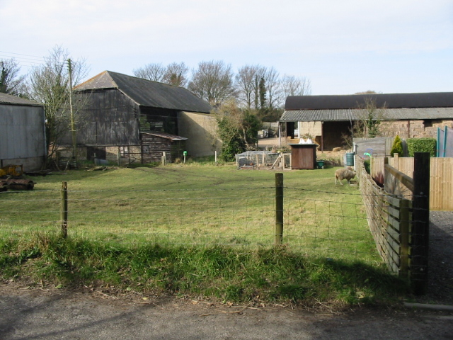 Studdale House Farm on Homestead Lane