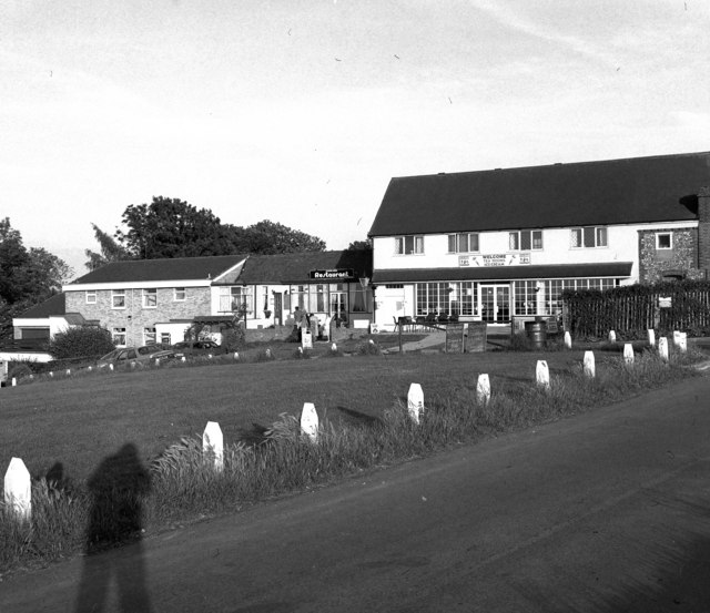 Tea rooms and restaurant, Farthing Downs, Surrey