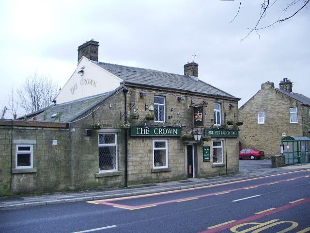 The Crown, Whalley Road, Accrington