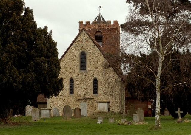 St. Mary the Virgin: the parish church of Moreton
