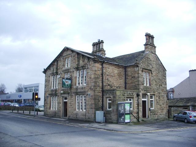 The Greyhound, Whalley Road, Accrington