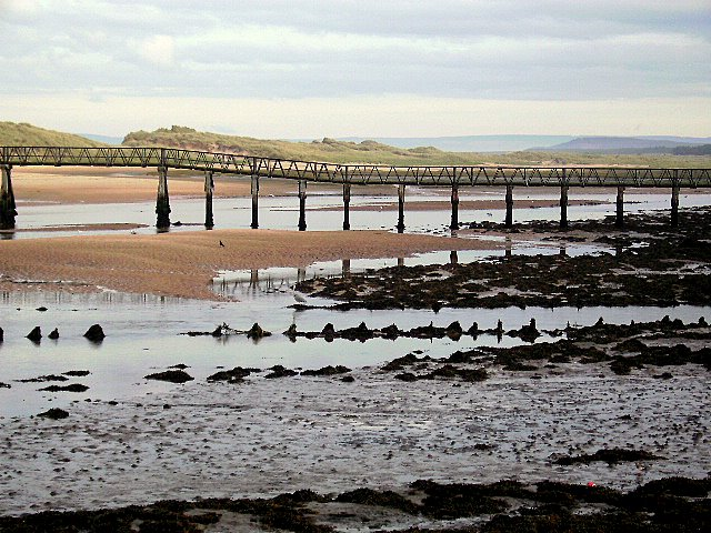 The Estuary at low tide