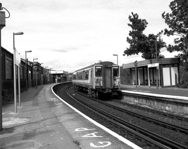 Smitham station