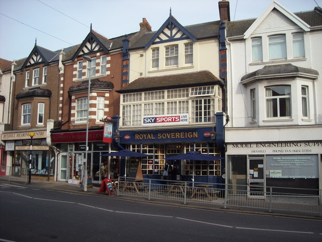 Royal Sovereign Public House, Bexhill-on-Sea