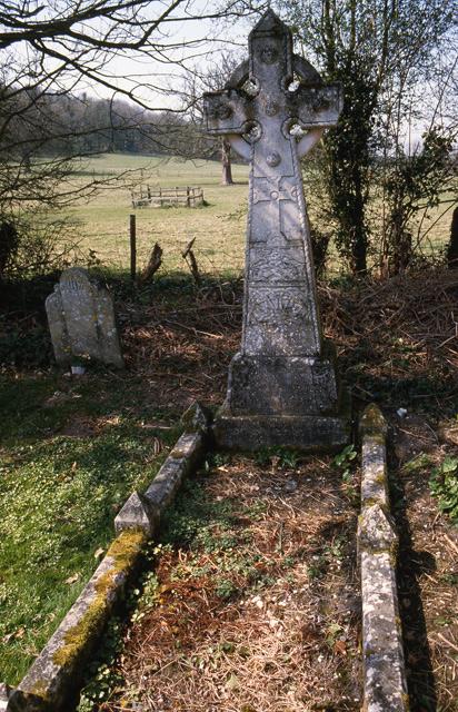 The Grave of William Barnes - Winterborne Came