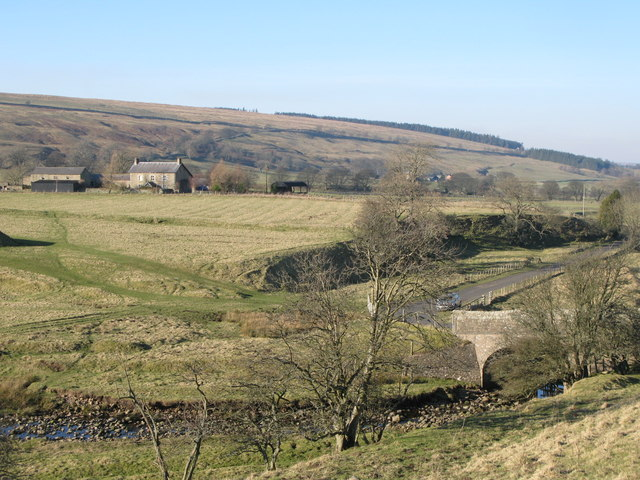 The valley of Mohope Burn