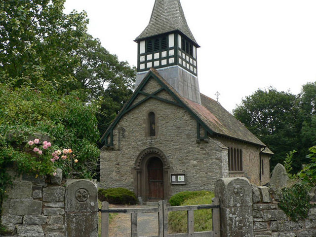 Bedstone Church
