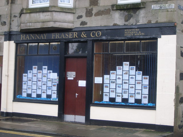 Hannay Fraser & Co. Solicitors