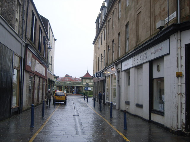 Tower Street, Rothesay