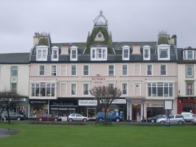 Victoria Hotel, Rothesay