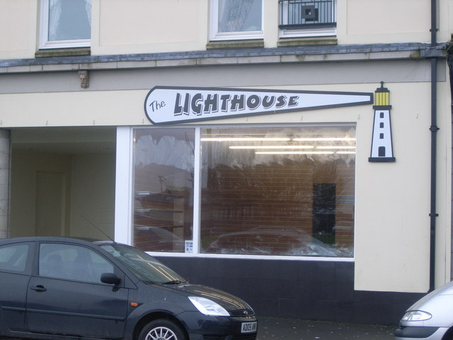 The Lighthouse shop