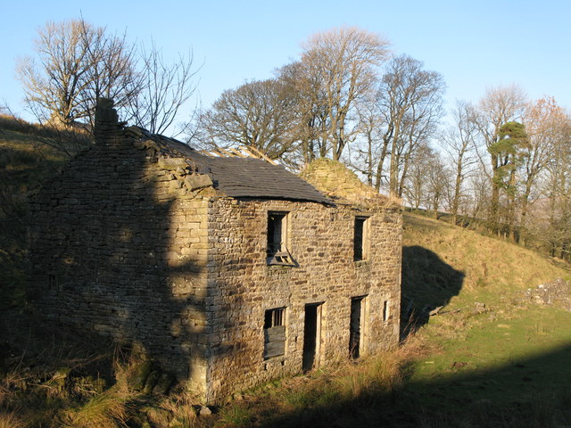 The blacksmith's shop at Mohope Head Lead Mine (2)