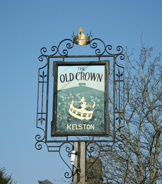 2008 : The sign of the Old Crown