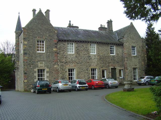 Old Gala House, Galashiels