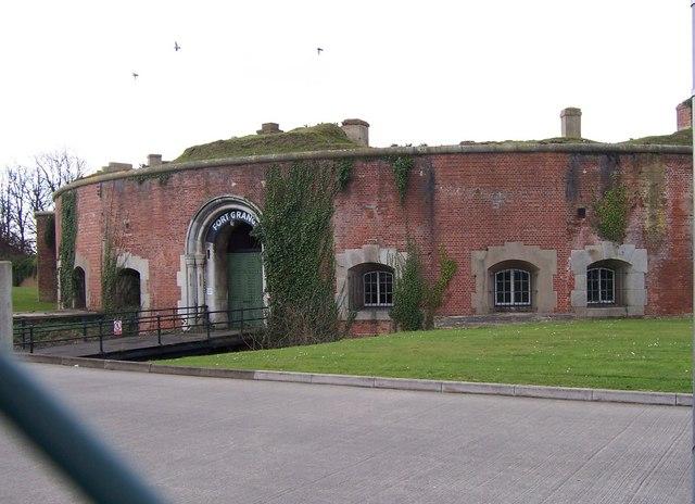 Fort Grange-Gosport