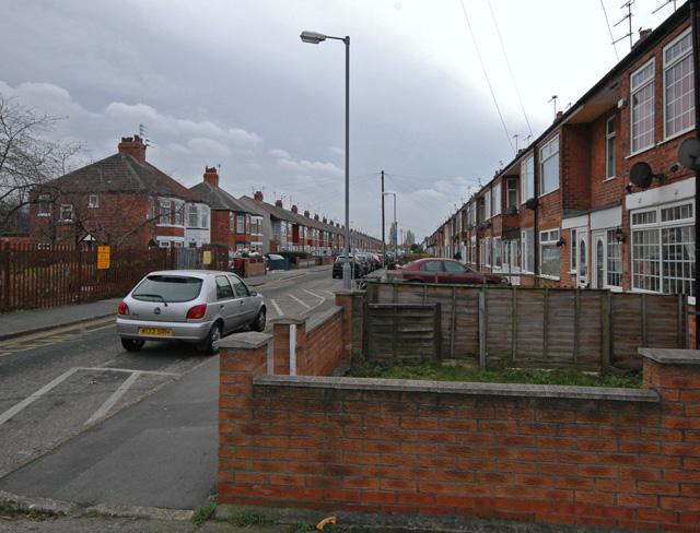 Eastfield Road, Hull