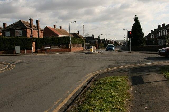 Rochdale Road / A169 Junction
