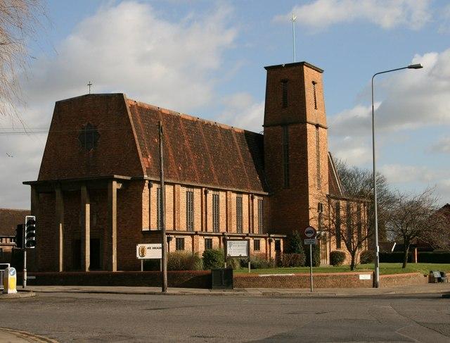 St Hugh's Church, Scunthorpe