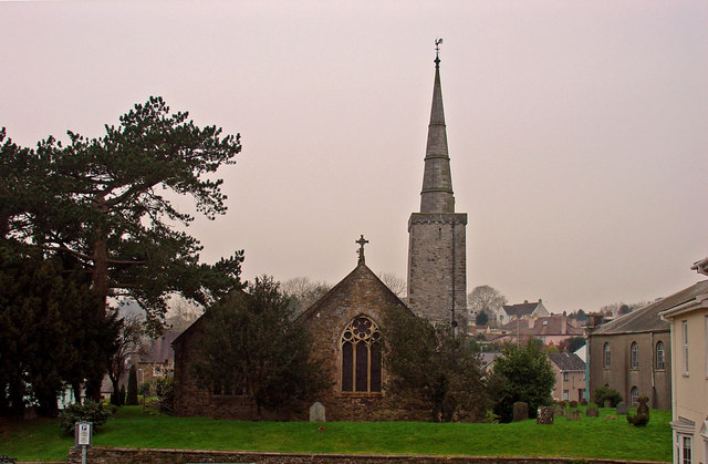 Parish Church of St Martin of Tours, Haverfordwest