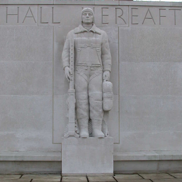US Forces Memorial Statue (3) - The Airman