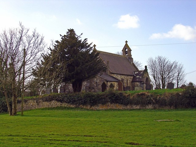 Parish Church, Walton East