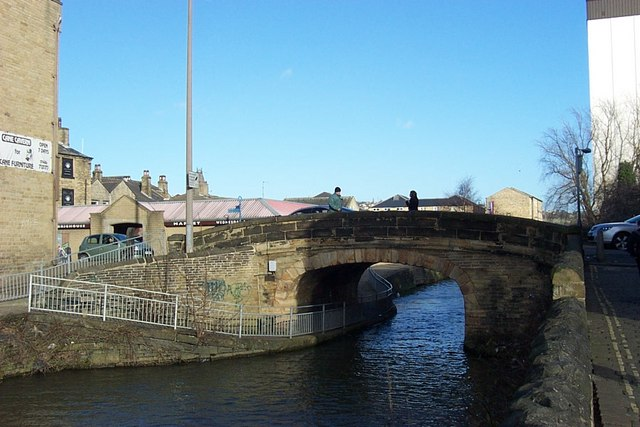 Anchor Bridge, Brighouse