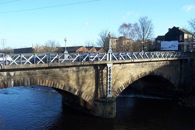 Brighouse Bridge
