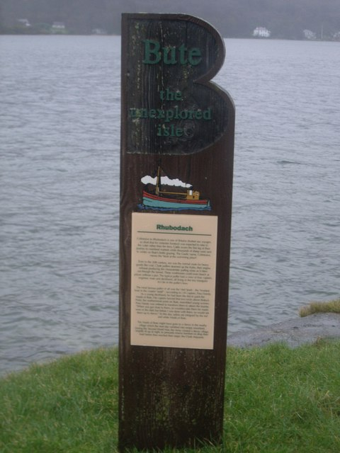 Rhubodach information post