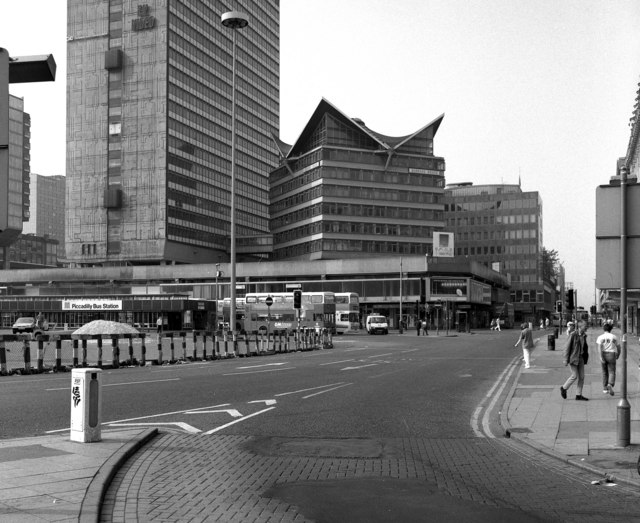 Mosley Street, Manchester