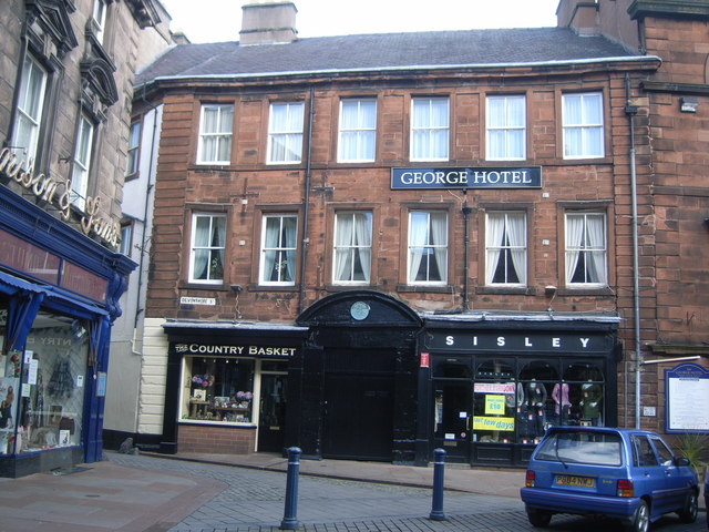 The George Hotel, Penrith