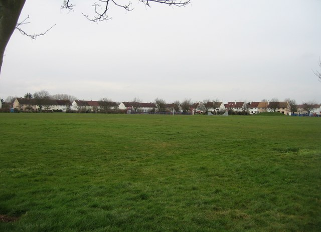 George V playing fields