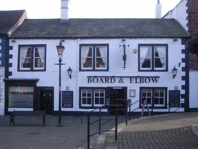 Board & Elbow Pub