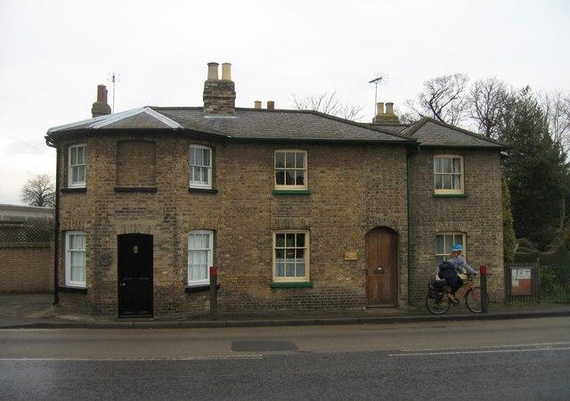 Toll Bar  & Weighbridge cottages