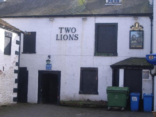 Two Lions Pub