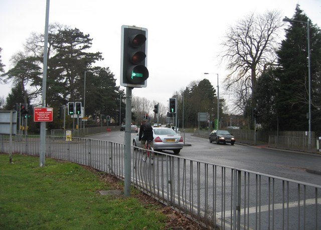 Shelford Road junction