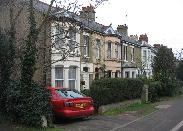 Shelford Road housing
