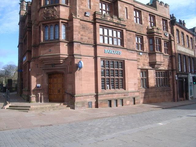 Barclays Bank - Market Square
